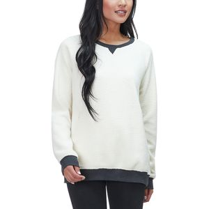 Columbia Feeling Frosty Sherpa Pullover Sweatshirt - Women's
