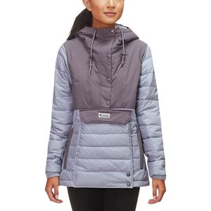 Columbia W Norwester II Hooded Jacket  - Women's