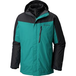 Columbia Whirlibird III Interchange Parka - Men's