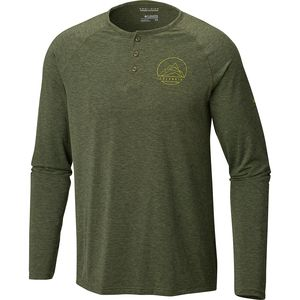 Columbia Trail Shaker III Long-Sleeve Henley - Men's