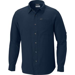 Columbia Pilsner Lodge Long-Sleeve Button-Up Shirt - Men's