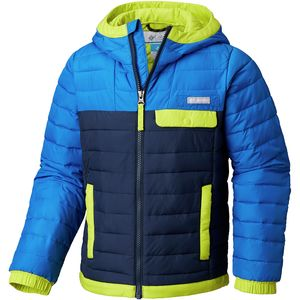 Columbia Mountainside Full-Zip Jacket - Boys'