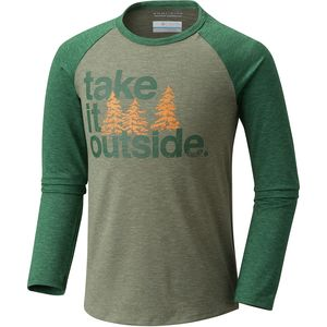 Columbia Outdoor Elements Long-Sleeve Shirt - Boys'