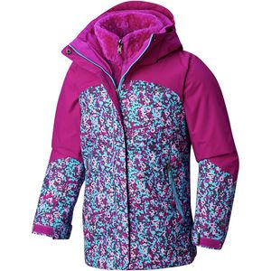 Columbia Bugaboo II Interchange Parka - Girls'