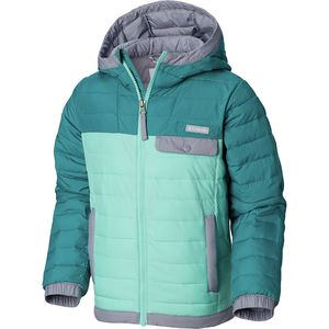 Columbia Mountainside Full-Zip Jacket - Girls'