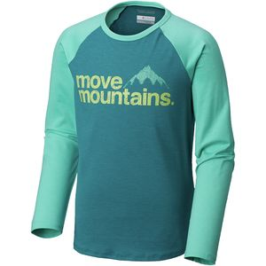 Columbia Outdoor Elements Long-Sleeve Shirt - Girls'
