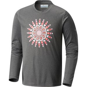 Columbia Trail Tearin' Long-Sleeve Shirt - Girls'