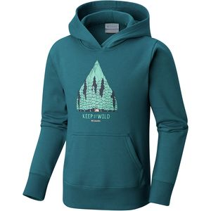 Columbia Take A Hike Hoodie - Girls'