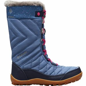 Columbia Minx Mid III Print Omni-Heat Boot - Girls'