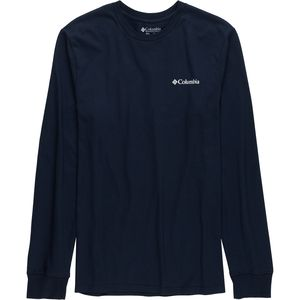 Columbia Festive Long-Sleeve T-Shirt - Men's