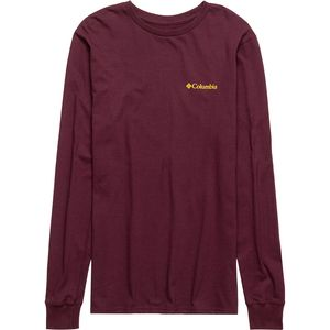 Columbia Polaris Long-Sleeve T-Shirt - Men's