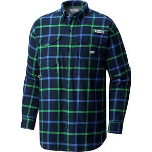 Columbia Bonehead Flannel Long-Sleeve Shirt - Men's