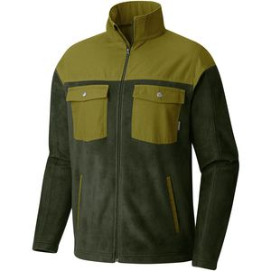 Columbia Steens Mountain Novelty Fleece Jacket - Men's