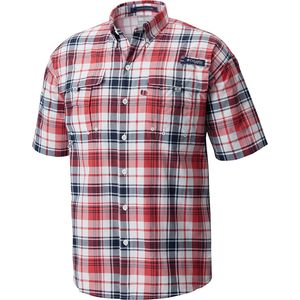 Columbia Super Bahama Short-Sleeve Shirt - Men's
