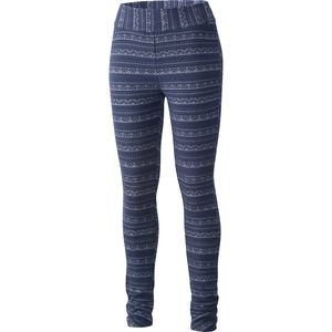 Columbia Mountain Lodge Jacquard Legging - Women's