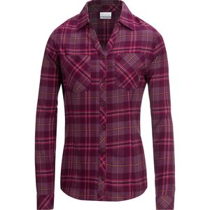 Columbia Appleway Pass Flannel - Women's