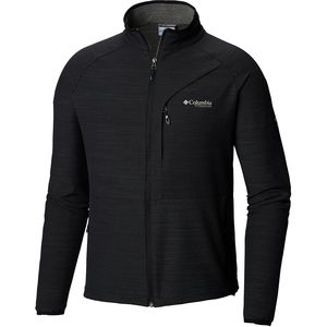Columbia Titan Trekker Full-Zip Fleece Jacket - Men's