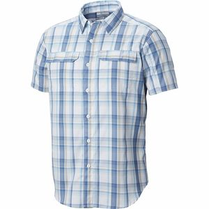 Columbia Silver Ridge 2.0 Multi Plaid Short-Sleeve Shirt - Men's