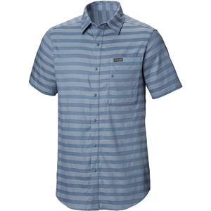 Columbia Shoals Point Short-Sleeve Shirt - Men's