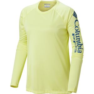 Columbia Tidal Heather Long-Sleeve T-Shirt - Women's