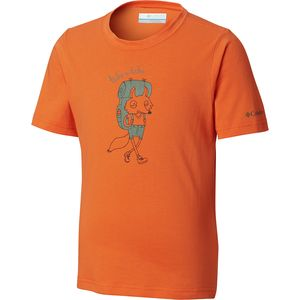 Columbia Camp Champs Short-Sleeve Shirt - Boys'