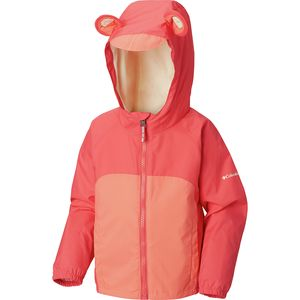 Columbia Kitteribbit Fleece Lined Jacket - Toddler Girls'
