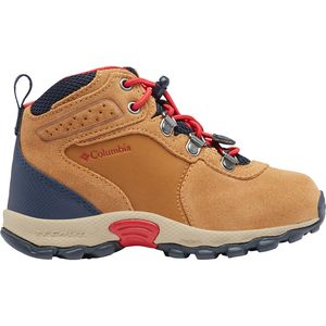 Columbia Newton Ridge Suede Hiking Boot - Boys'