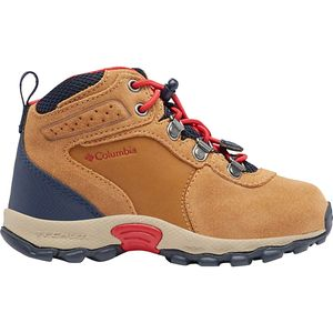 Columbia Newton Ridge Suede Hiking Boot - Toddler Boys'