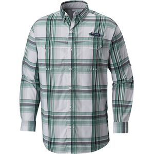 Columbia Super Low Drag Long-Sleeve Shirt - Men's