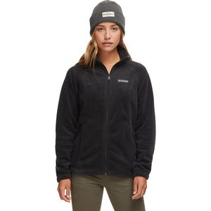 Columbia Benton Springs Full-Zip Fleece Jacket - Women's