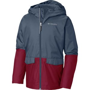 Columbia Weather Drain Jacket - Boys'
