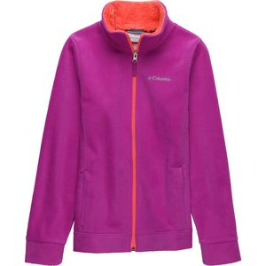 Columbia Fairchild Ridge Fleece Full-Zip Jacket - Girls'