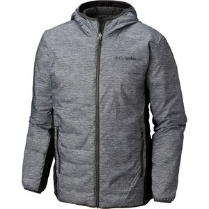 Columbia Lake 22 Reversible Hooded Jacket - Men's