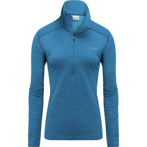 Columbia Rosemont Station Fleece Half-Zip Fleece Pullover - Women's