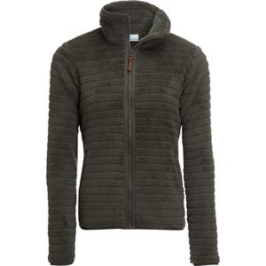 Columbia Campfire Sherpa Full-Zip Fleece Jacket - Women's