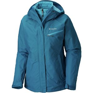 Columbia Sunrise Summit Interchange Jacket - Women's