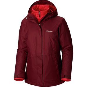 Columbia Ten Falls Interchange Jacket - Women's
