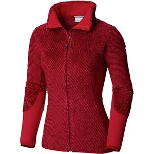 Columbia Willow Falls Full-zip Fleece Jacket - Women's