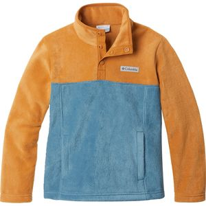 Columbia Steens Mountain 1/4-Snap Fleece Pullover - Boys'