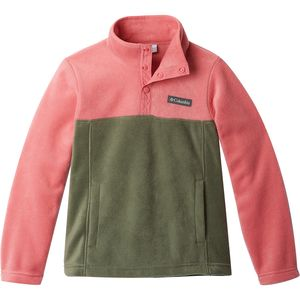 Columbia Steens Mountain 1/4-Snap Fleece Pullover - Girls'