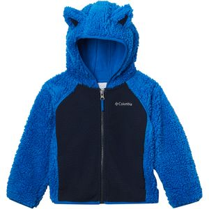 Columbia Foxy Baby Sherpa Full-Zip Fleece Jacket - Toddler Boys'