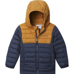 Columbia Powder Lite Hooded Insulated Jacket - Toddler Boys'