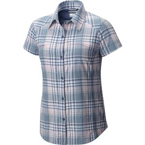Columbia Silver Ridge Multi Plaid Shirt - Women's