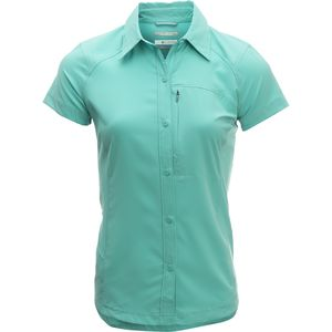Columbia Silver Ridge Short-Sleeve Shirt - Women's