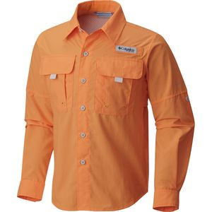 Columbia Bahama Long-Sleeve Shirt - Boys'