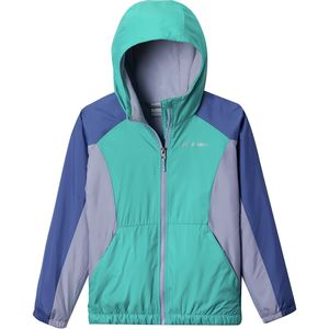 Columbia Ethan Pond Fleece Lined Jacket - Girls'