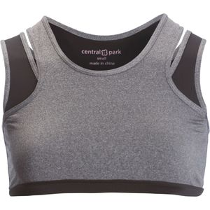 Central Park Active Sapphire Print Sports Bra - Women's