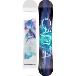 Capita Space Metal Fantasy FK Snowboard - Women's