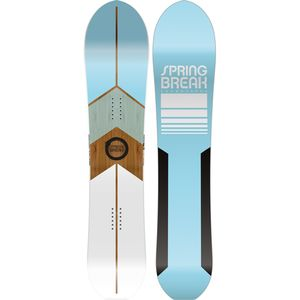 Capita Spring Break Powder Racer Snowboard - Men's
