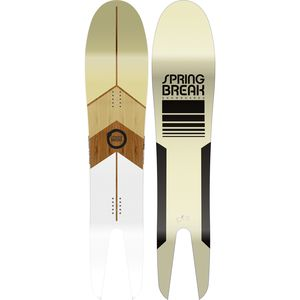 Capita Spring Break Swallow Tail Snowboard - Men's